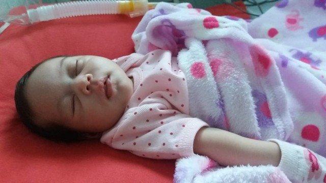 Recém-nascida de Juína com espinha bífida está sem UTI mesmo com decisão judicial que determina vaga em MT
