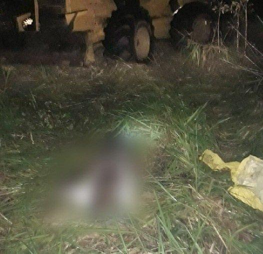 Trabalhador de fazenda morre após trator passar por cima