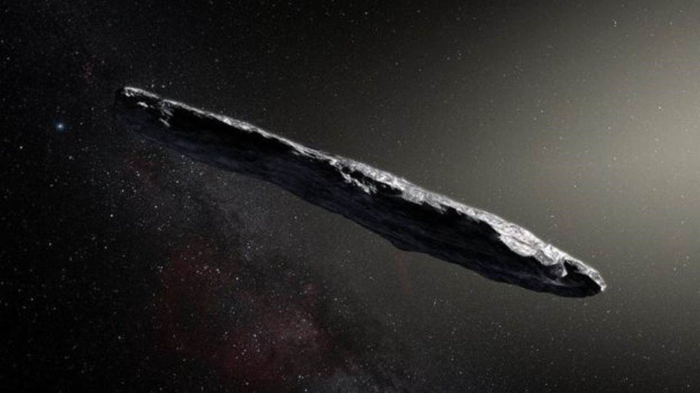 Cientistas rejeitam teoria 'alienígena' de Harvard sobre objeto interestelar