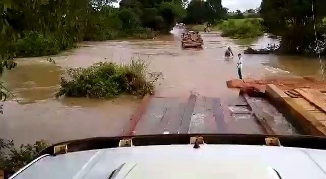 BR-174 deixa comunidades ilhadas e produtores no prejuízo em Mato Grosso