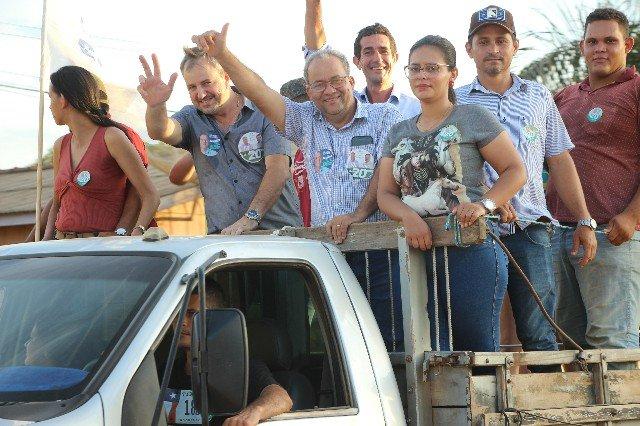 Com 3.386 votos Miltinho e marco Antônio ganham eleição em Colniza-MT