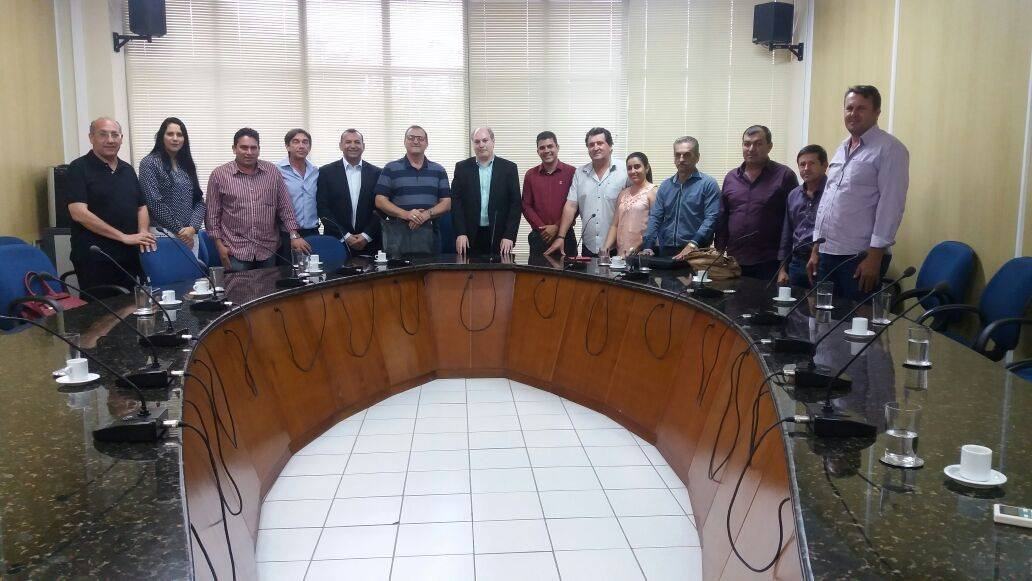Pavimentação da BR174 é discutida em reunião com o procurador-geral de Justiça de Mato Grosso