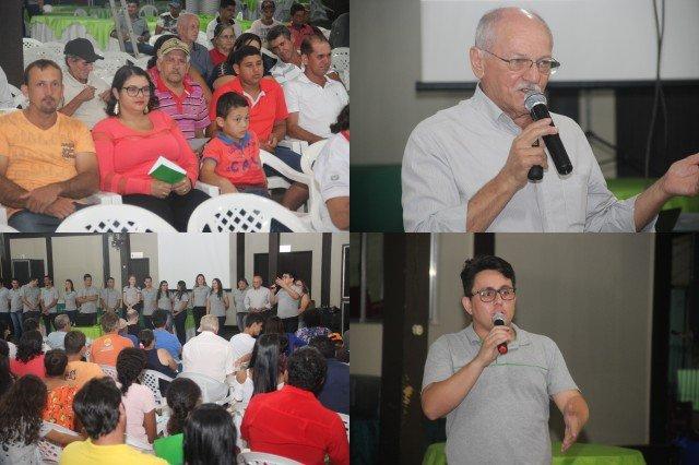 Sicredi Colniza realiza assembleia 2018 para associados