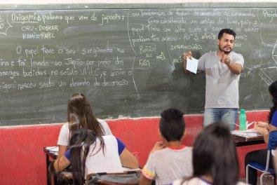 Mato Grosso paga o 3º melhor salários para professores do Brasil
