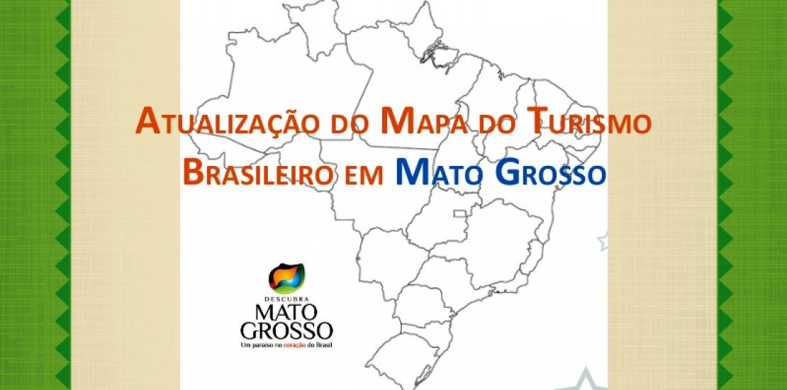 Mapa do Turismo de Mato Grosso é validado pelo MTur