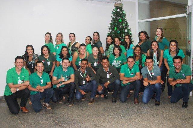 Cooperativa Sicredi de Colniza deseja aos associados um Feliz Natal e um Próspero ano Novo