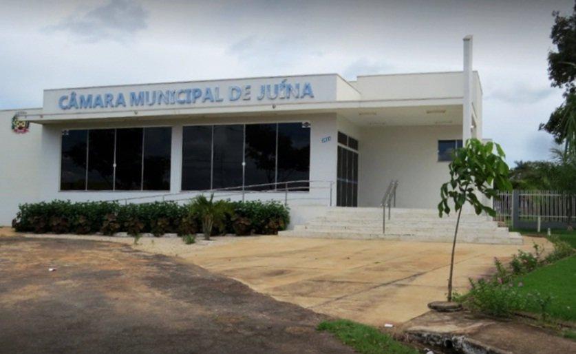 JUÍNA: Justiça decreta indisponibilidade de bens de ex-presidente da Câmara a pedido do MPMT