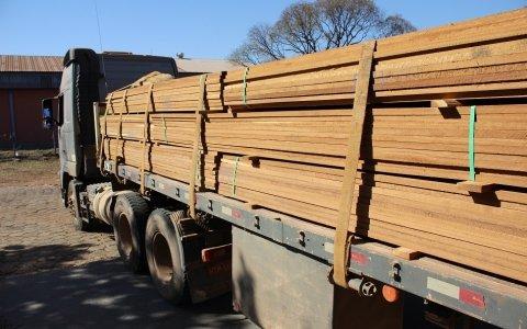 Problema na Sefaz-MT trava R$ 28 milhões em vendas de madeira em Mato Grosso