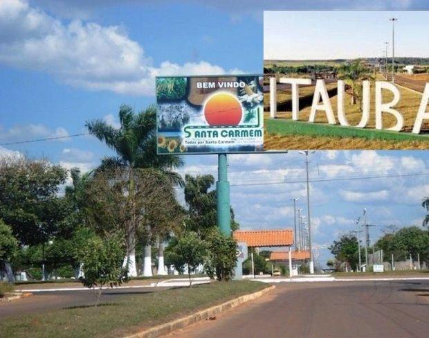 Projeto de Bolsonaro 'extingue' 34 municípios de MT; veja a lista