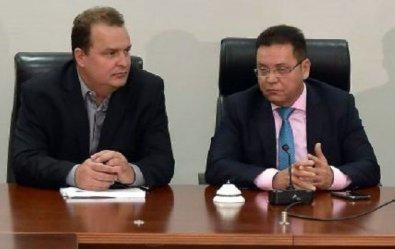 Com 20 votos, chapa Max-Botelho é eleita para comandar a AL até 2023