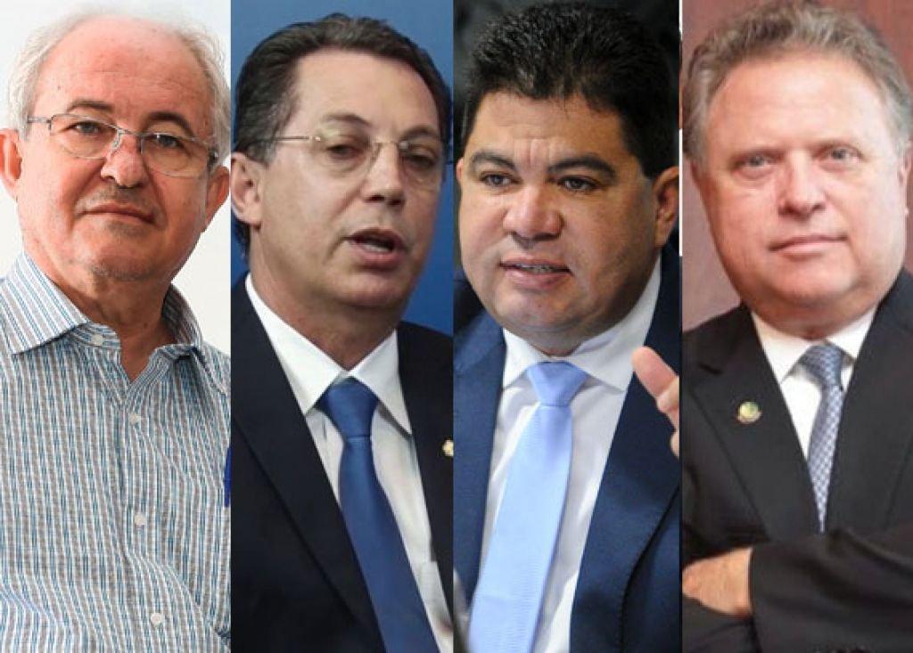 Restrição do foro pode retirar processos do STF contra 3 deputados e 2 senadores