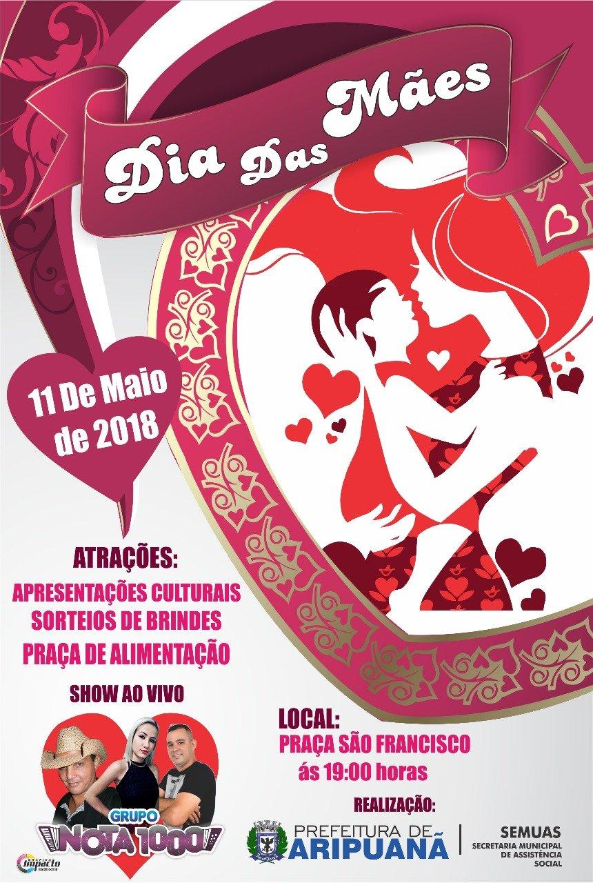 Assistência Social realiza evento em homenagem às mães de Aripuanã