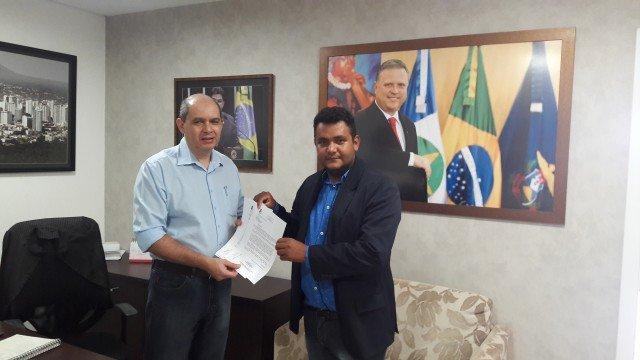 Vereador Oseia cobra investimento na agricultura e a visita do Ministro Blairo Maggi em Colniza