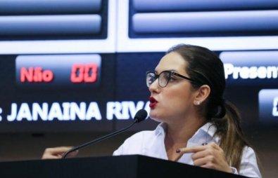 """""""Taques se acha acima da lei"""", dispara deputada"""
