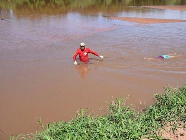 Corpo de mulher é encontrado boiando em rio de MT