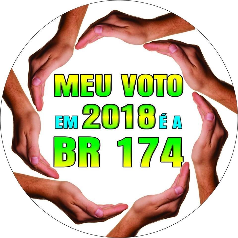 Manifestação sobre a pavimentação da BR 174, entre Castanheira e Colniza vem ganhando força a cada dia