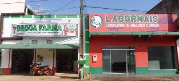 Droga Farma e Labormais em Colniza-MT