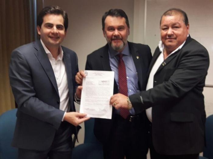 Deputados Fábio Garcia e Oscar Bezerra destinam emenda para reforma do Hospital Municipal de Colniza