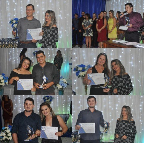 CDL de Colniza realizou a premiação das empresas destaque do ano