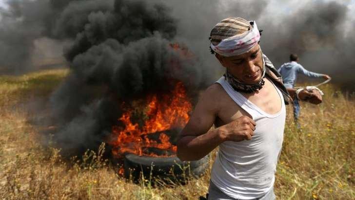 Exército de Israel mata 16 e fere mais de 1.400 palestinos em Gaza