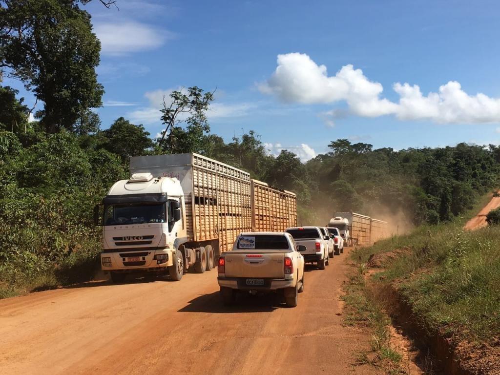 Pavimentação da BR-174 é indispensável para desenvolvimento de municípios