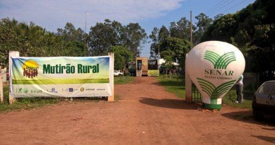 Em Colniza mutirão Rural será realizado no dia 06 de junho na Agrovila