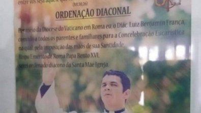 Falso padre é preso acusado de aplicar golpe