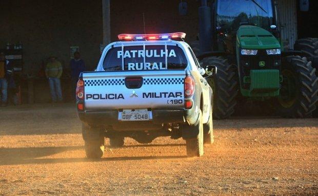 Reféns são libertados e criminosos presos em fazenda em MT