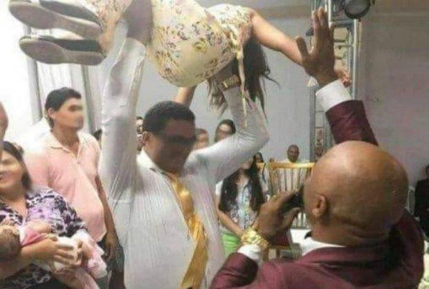 Pastor deixa mulher tetraplégica após arremessá-la contra o chão