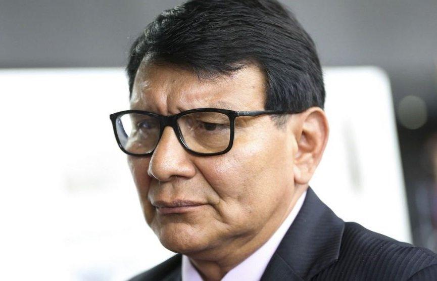 Presidente da Funai é exonerado e general Fernando Melo deve assumir o cargo