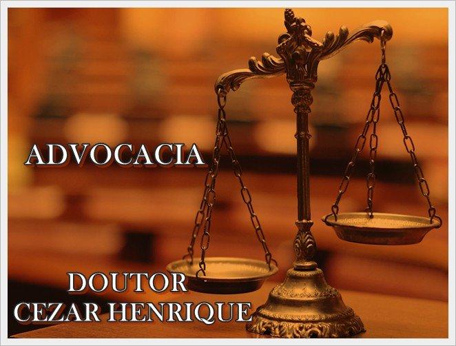 Advogado Cezar Henrique em Colniza/MT