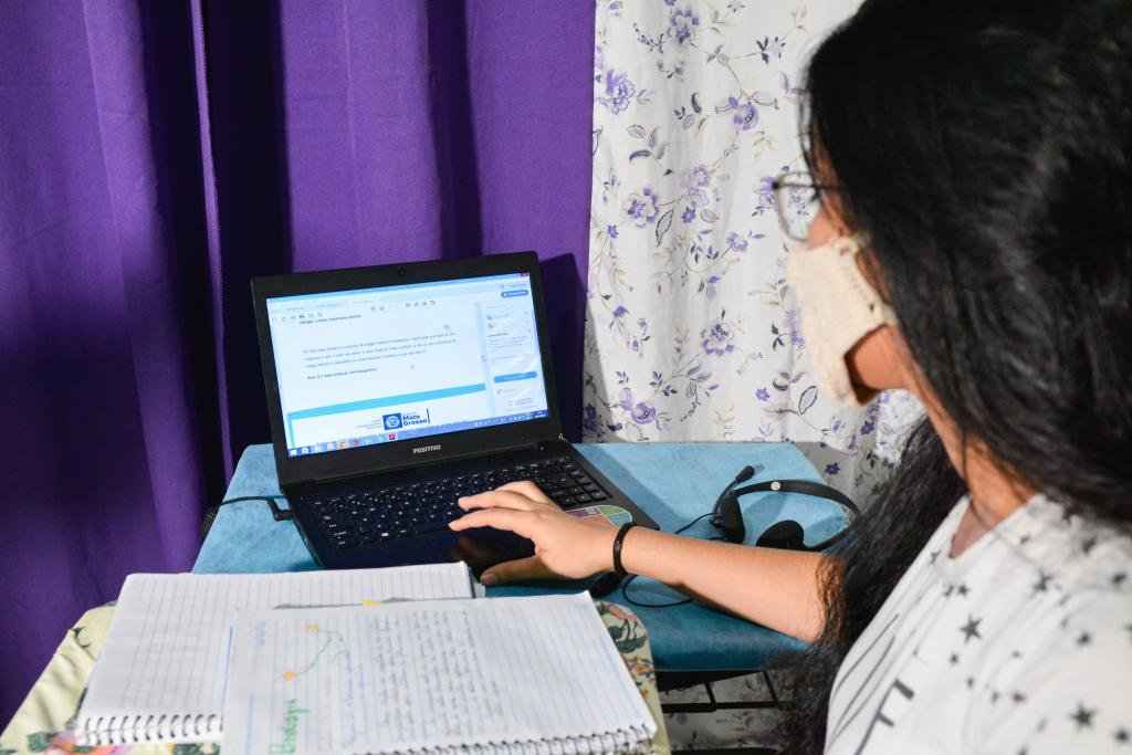 Governo veta aulas presenciais em MT; ensino será online