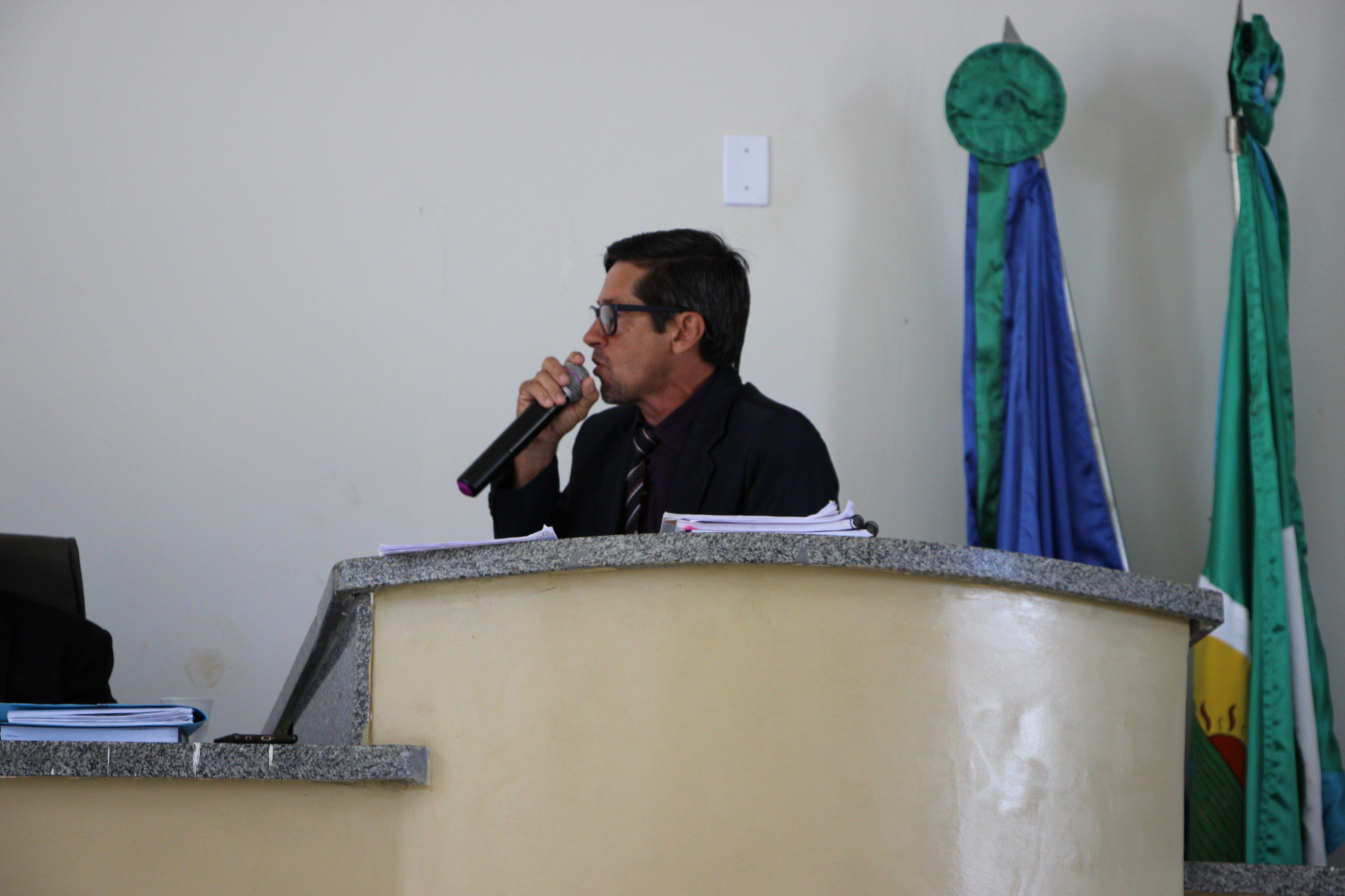 Vereador acusado de ter cometido ato de improbidade administrativa em seu mandato é absolvido pela Câmara de Colniza
