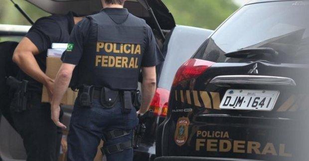 Policia Federal cumpre mandados em Cuiabá por esquema no Dnit