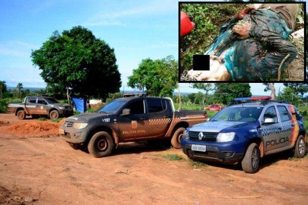 Força-tarefa prende dois suspeitos dos nove assassinatos em Colniza