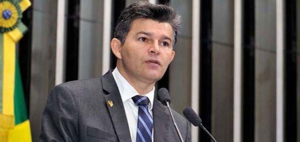 MP vê senador beneficiado com fraude e pede cassação do mandato em MT