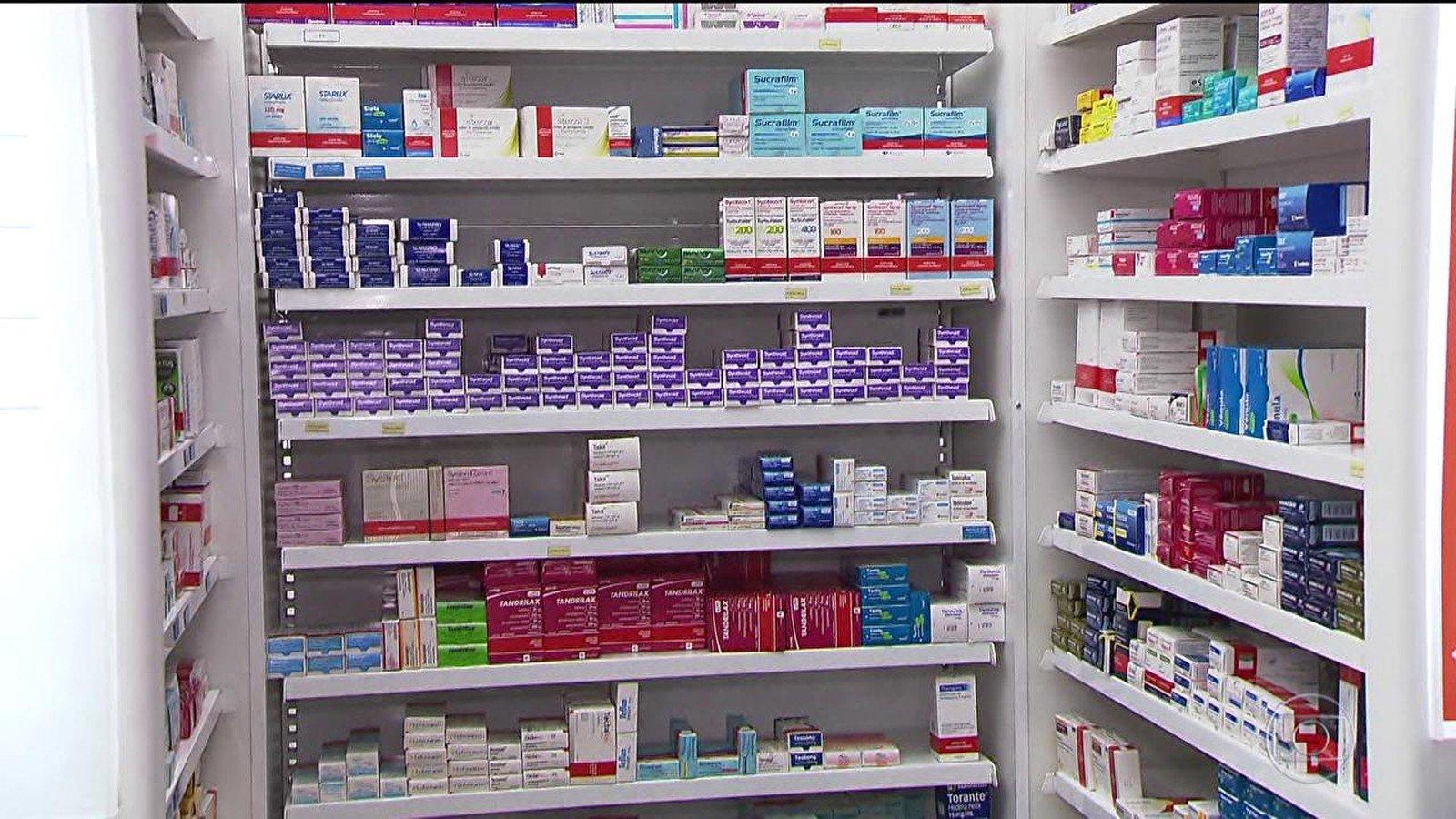 Preços de remédios ficam até 2,84% mais caros a partir de hoje