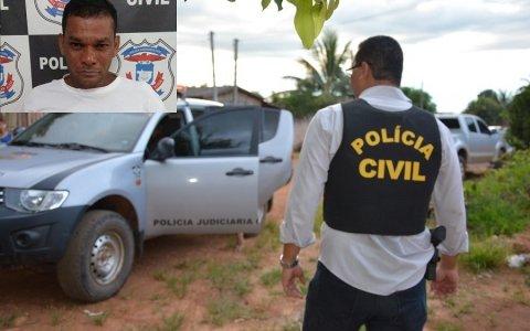 Padrasto é preso suspeito de estuprar criança de 11 anos em casa enquanto a mãe trabalhava em Aripuanã