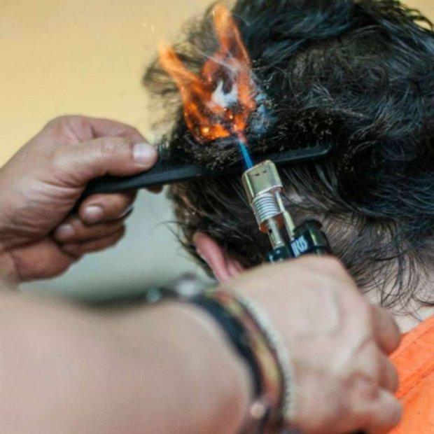 Homem é preso acusado de agredir e tentar atear fogo no corpo de esposa com maçarico