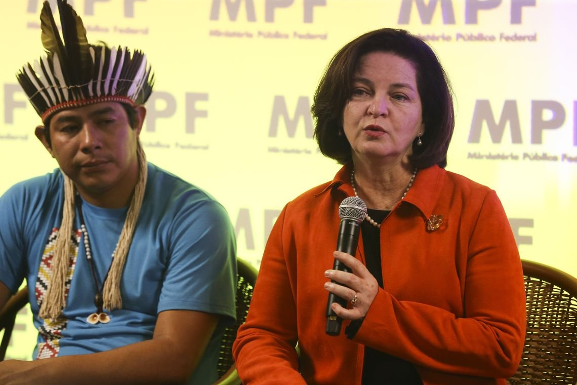 PGR trabalhará para demarcação de terras indígenas