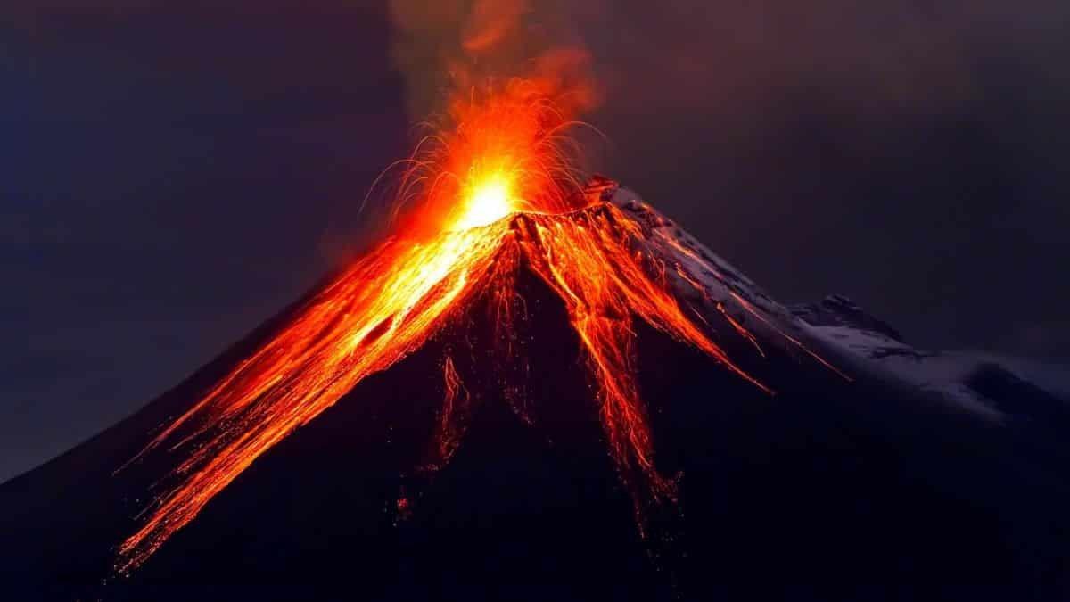 Maior vulcão da Terra é descoberto no Havaí