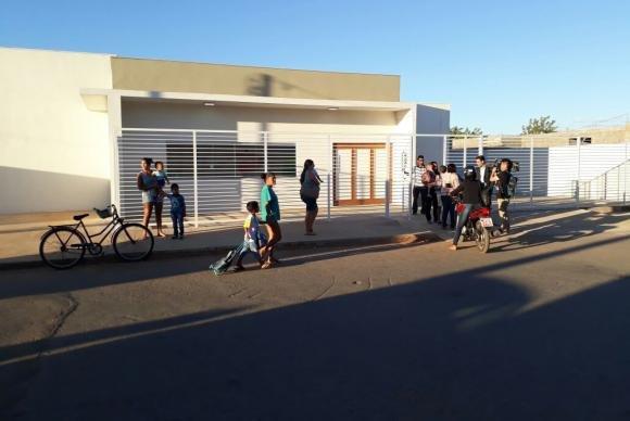 Alunos de creche incendiada em Janaúba voltam às aulas hoje