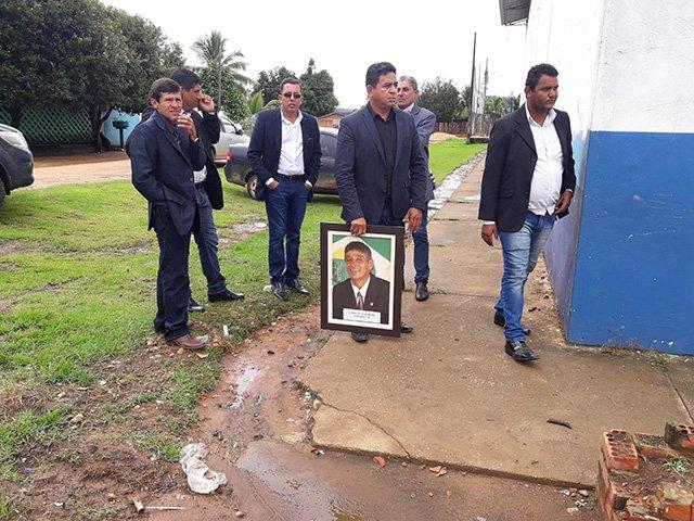 Novo Presidente da Câmara de Colniza decreta três dias de luto em virtude da morte do ex-Vereador Elpido da Silva Meira