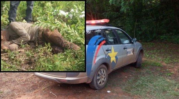 Homem tenta furtar minhocas e é assassinado por capataz de fazenda em MT