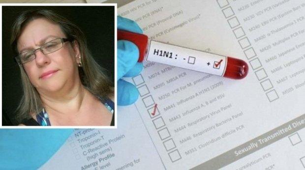 Professora morre em MT com suspeita de gripe H1H1