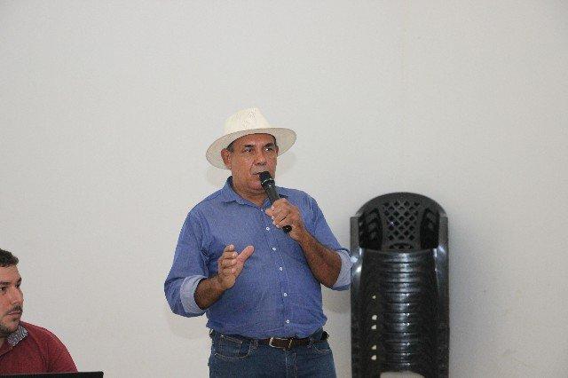 Superintendente da CEPLAC, visita Colniza e se reúne com vereadores, secretário, servidores e produtores rurais do município