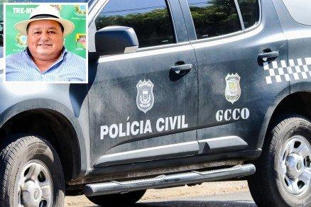 Médica de Colniza é presa em investigação da morte do prefeito Esvandir Antônio Mendes