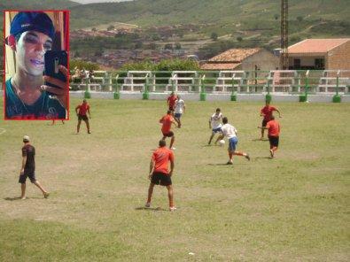 Jovem tem parada cardíaca e morre durante jogo de futebol em Colniza