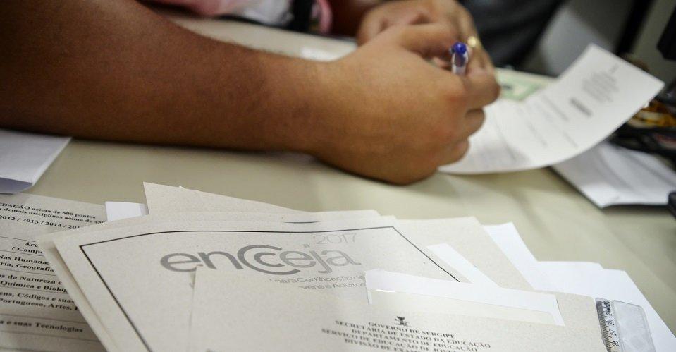 Mais de 1,5 milhão de estudantes já se inscreveram para o Encceja