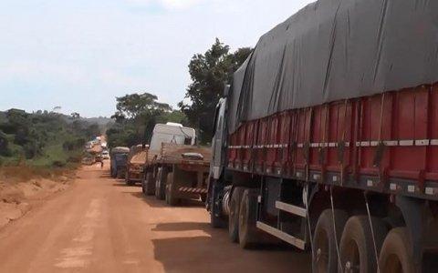 Tráfego na BR-174 entre Castanheira e Colniza será liberado a partir do dia 16 de maio